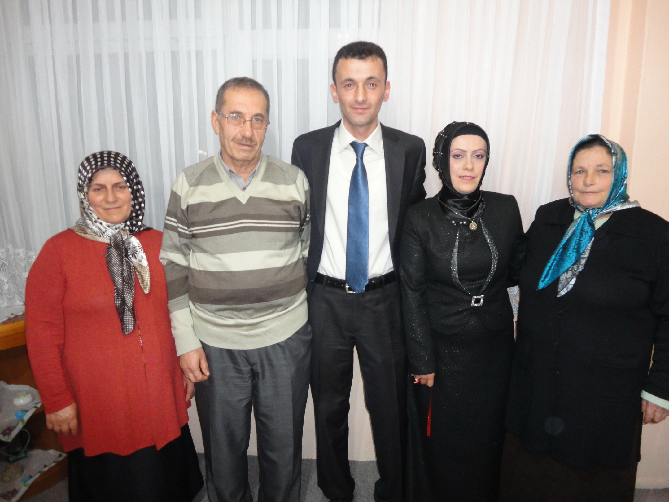 Elif & Halil Osman Nişanlandılar