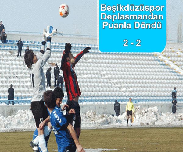 MKE Kırıkkale 2 – 2Beşikdüzüspor