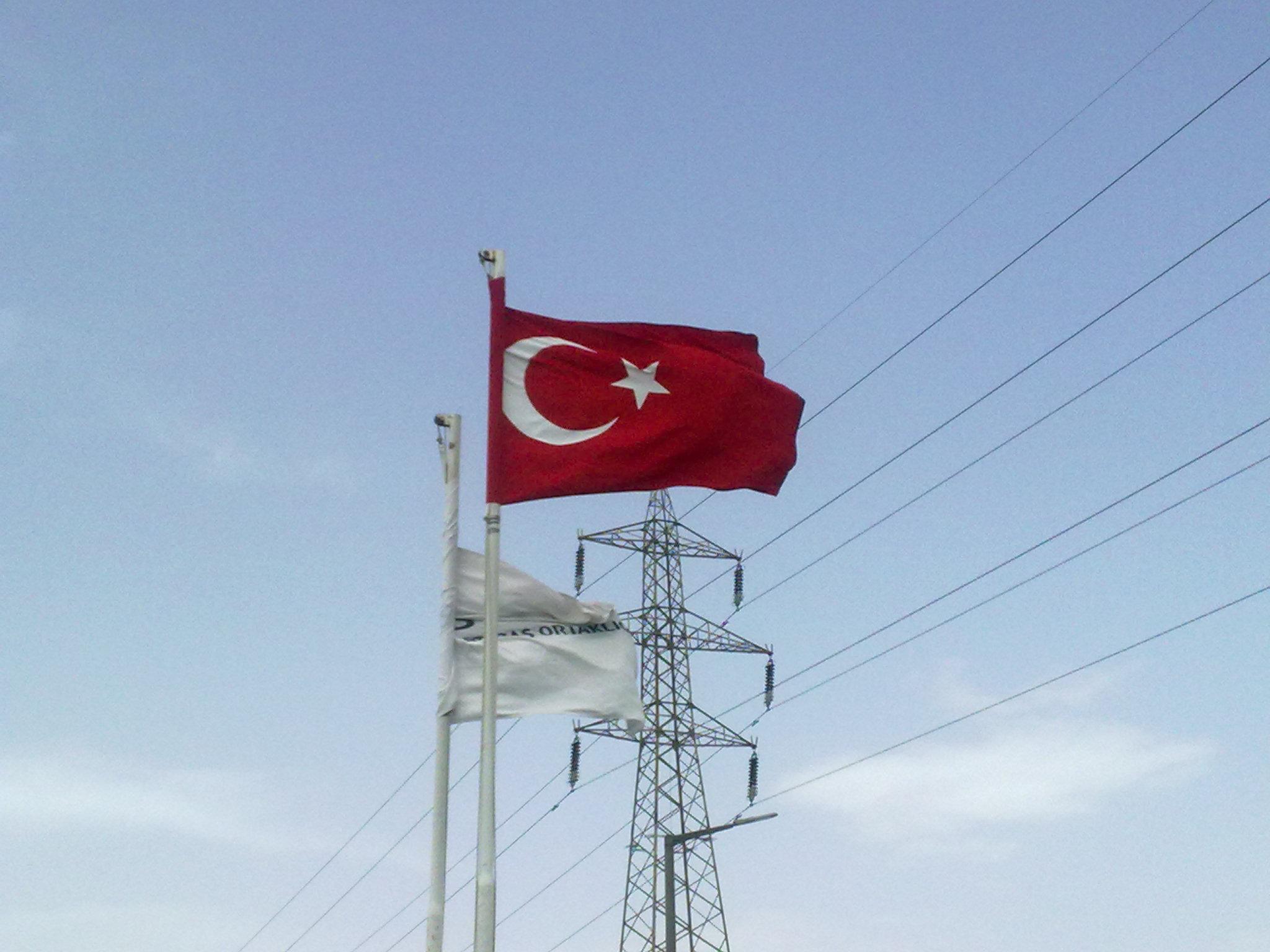 İstanbulda Fırtınalı Gün