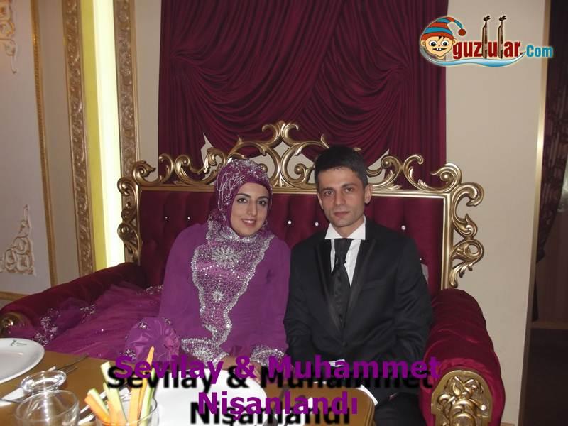 "Sevilay & Muhammet Nişanlandılar"" Foto Galeri"""