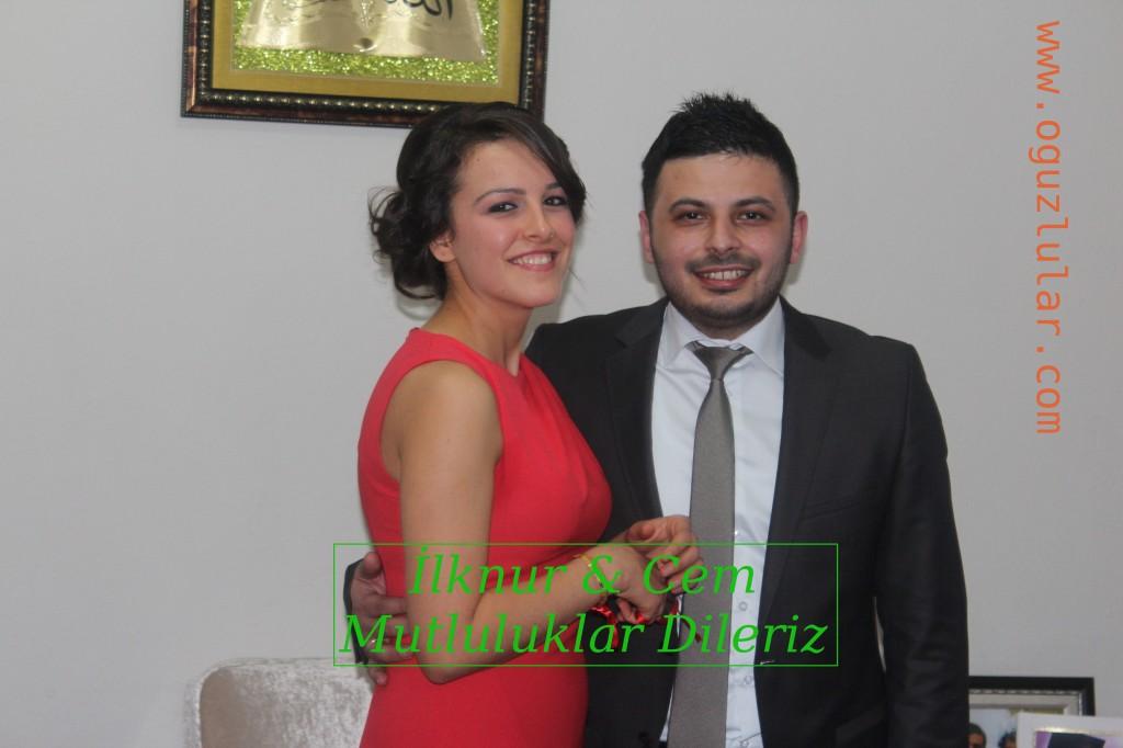 İlknur Demirci & CemYücesan Nişanlandı