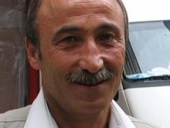 Hacı Mustafa Aktaş Kaza Gecirdi