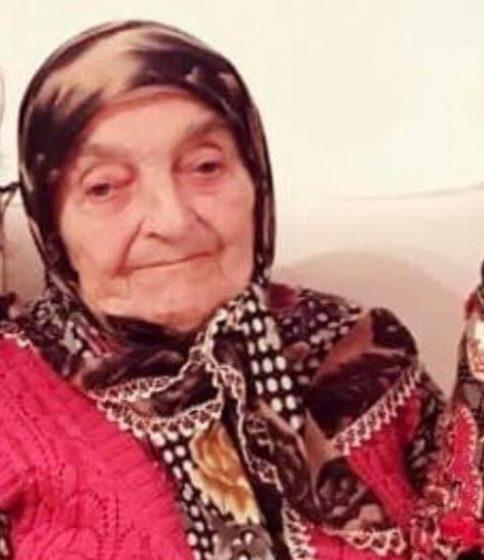 Gazi Kızı Fatma karagöz Vefat Etti