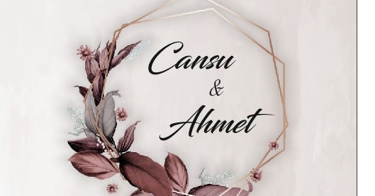 Cansu & Ahmet Evleniyor