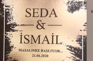 Seda & İsmail Evleniyor